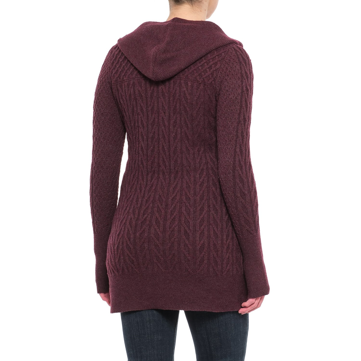 Telluride Clothing Co. Textured Cardigan Sweater (For Women ...