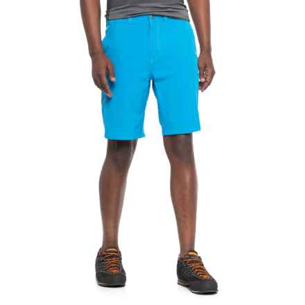 Telluride Expedition Hybrid Shorts (For Men) in Aster Blue - Closeouts