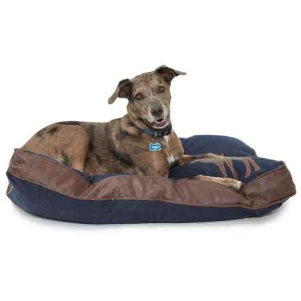 "Telluride Foxboro Dog Bed - 40x28"" in Multi - Closeouts"
