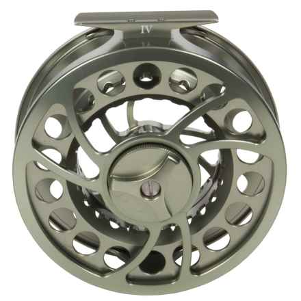 Temple Fork Outfitters BVK Fly Reel - Super-Large Arbor in See Photo - Closeouts