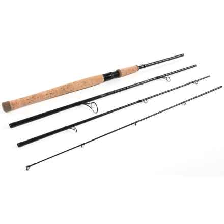 Temple Fork Outfitters GTS Gary's Travel Spinning Rod - 4-Piece in See Photo - Closeouts