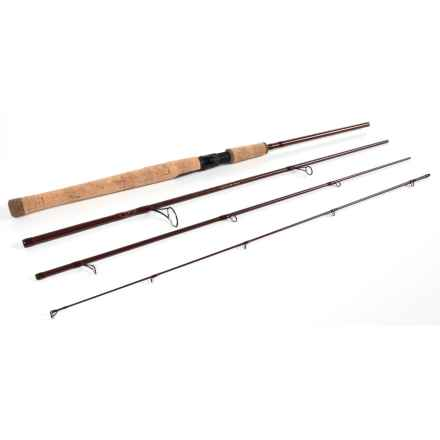 Temple Fork Outfitters GTS Mangrove Spinning Rod - 4-Piece in See Photo - Closeouts