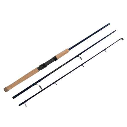 Temple Fork Outfitters Heavy Teaser Spinning Rod - 3-Piece, Saltwater in See Photo - Closeouts