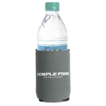 Temple Fork Outfitters Koozie in Charcoal - Closeouts