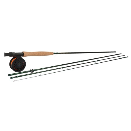 Combo rod and reels usa for Fly fishing rod and reel combo