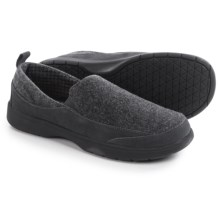 Tempur-Pedic Downdraft Slippers (For Men) in Charcoal - Closeouts