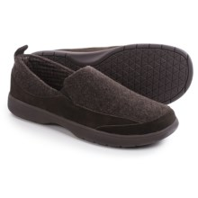 Tempur-Pedic Downdraft Slippers (For Men) in Chocolate - Closeouts