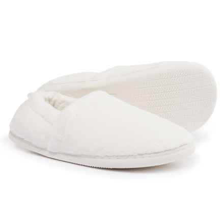 Tempur-Pedic Raelyn Slippers (For Women) in Cream - Closeouts
