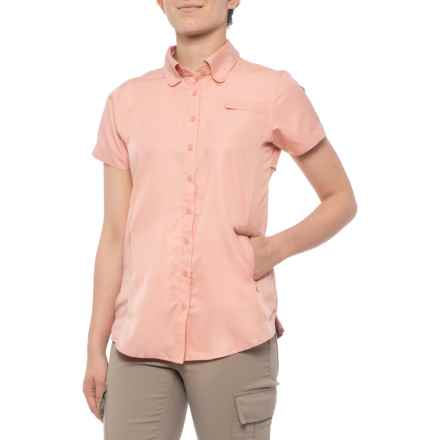 46b020bc Tenth + Ocean Fishing Shirt - UPF 30, Short Sleeve (For Women) in