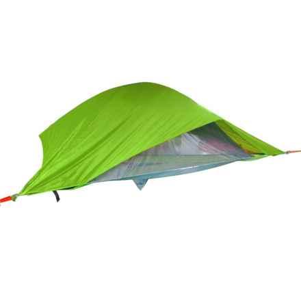 Tentsile Vista Tree Tent - 3-Person, 3-Season in Fresh Green - Closeouts