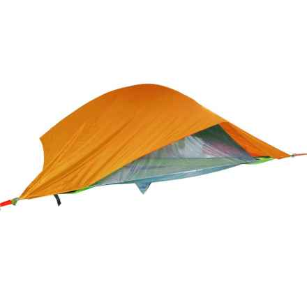 Tentsile Vista Tree Tent - 3-Person, 3-Season in Orange - Closeouts