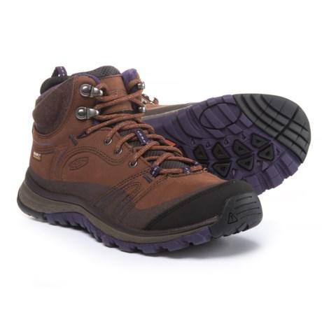 Terradora Mid Hiking Boots - Waterproof (For Women)