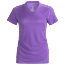 Terramar 2012 Helix T-Shirt - Short Sleeve (For Women) in Lilac - Closeouts