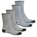 Terramar All-Season Heavy Socks - 4-Pack, Crew (For Men)