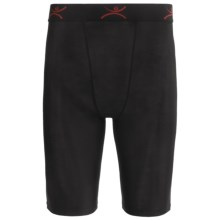 Terramar Body Sensors® Compression Shorts (For Men) in Black - Closeouts