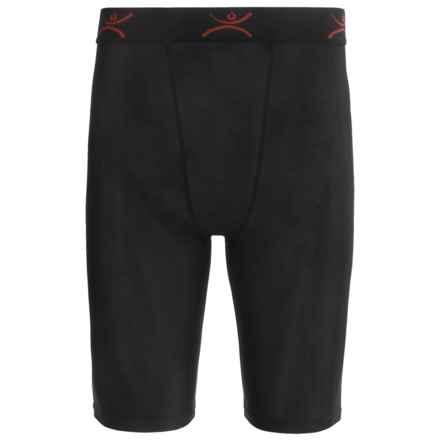 Terramar Body Sensors® Compression Shorts (For Men) in Black - Closeouts