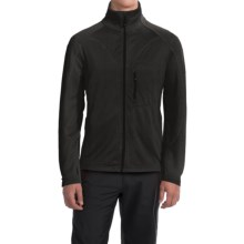 Terramar Body-Sensors Geo Tek 3.0 Fleece Jacket (For Men) in Black - Closeouts