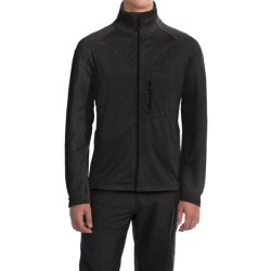 Terramar Body-Sensors Geo Tek 3.0 Fleece Jacket (For Men) in Black