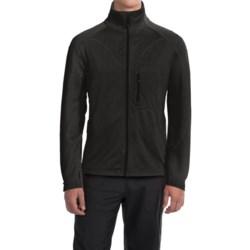 Terramar Body-Sensors Geo Tek 3.0 Fleece Jacket (For Men) in Black