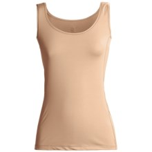 Terramar Body Sensors® Tech Jersey Tank Top - Lightweight,  Mesh Sides (For Women) in Nude - Closeouts
