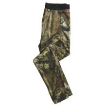 Terramar Camo Geo Fleece Bottoms - Base Layer (For Men) in Mossy Oak Infinity - Closeouts