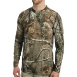 Terramar Camouflage TXO 2.0 Base Layer Top - UPF 50+, Midweight, Long Sleeve (For Men)