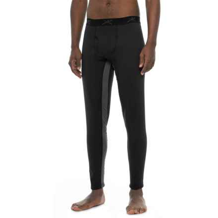 Terramar ClimaSense® Beast 4.0 Base Layer Pants - UPF 50+ (For Men) in Black - Closeouts