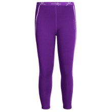 Terramar ClimaSense® Ecolator CS 3.0 Base Layer Bottoms - UPF 50+ (For Little and Big Kids) in Purple Rain - Closeouts