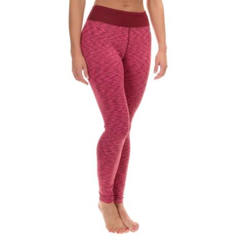 Terramar ClimaSense® Tri-Color Base Layer Pants - UPF 50+ (For Women)
