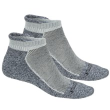 Terramar Cool-Dry Pro Ankle Socks - 2-Pack (For Men) in White - Closeouts