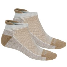 Terramar Cool-Dry Pro Socks - 2-Pack, Ankle  (For Men) in Khaki - Closeouts