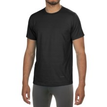 Terramar Dri-Release® T-Shirt-  Lightweight, Short Sleeve (For Men) in Black - Closeouts