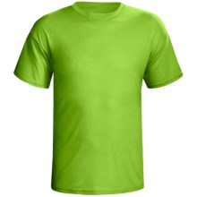 Terramar Dri-Release® T-Shirt-  Lightweight, Short Sleeve (For Men) in Citrus - Closeouts