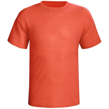 photo: Terramar Dri-Release Shirt short sleeve performance top