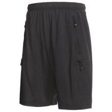Terramar Eclipse Shorts - UPF 50+ (For Men) in Black - Closeouts