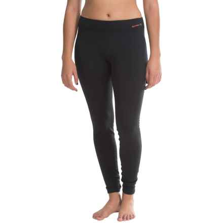 Terramar Ecolator ClimaSense® 3.0 Base Layer Bottoms - UPF 50+ (For Women) in Black - Closeouts
