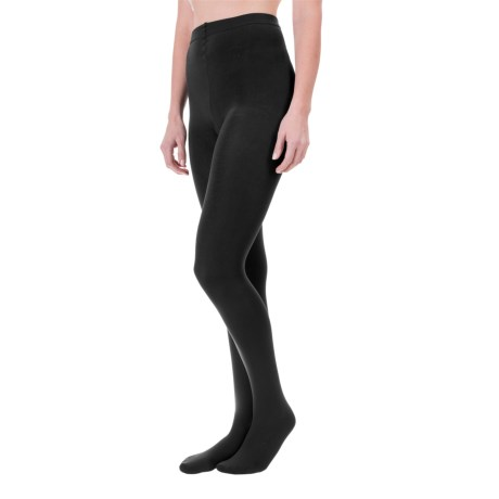 Terramar Footy Base Layer Pants (For Women) in Black