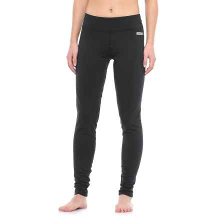 Terramar Genesis 3.0 ClimaSense® Base Layer Pants - UPF 50+ (For Women) in Onyx - Closeouts