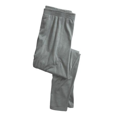 Terramar GEO Fleece Long Underwear Bottoms (For Men) in Black