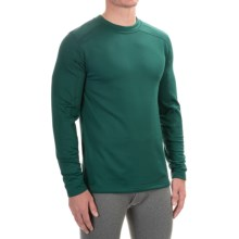 Terramar Geo Tek 3.0 Base Layer Top - UPF 50+, Heavyweight, Long Sleeve (For Men) in Evergreen - Closeouts