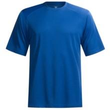 Terramar Helix T-Shirt - Lightweight, UPF 25+, Short Sleeve (For Men) in Cobalt - Closeouts