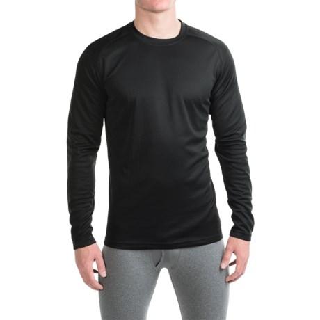 Terramar Helix T-Shirt - UPF 25+, Long Sleeve (For Men) in Gunmetal