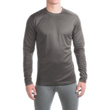 Terramar Helix T-Shirt - UPF 25+, Long Sleeve (For Men) in Gunmetal - Closeouts