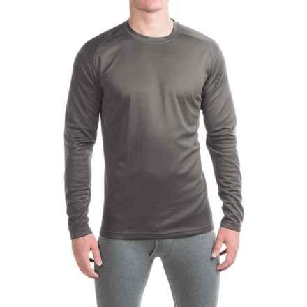 Terramar Helix T-Shirt - UPF 25+, Long Sleeve (For Men) in Gunmetal - Closeouts