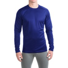 Terramar Helix T-Shirt - UPF 25+, Long Sleeve (For Men) in Indigo - Closeouts
