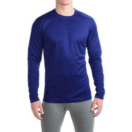 Terramar Helix T-Shirt - UPF 25+, Long Sleeve (For Men) in Indigo - Closeouts