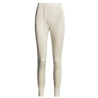 Terramar Long Underwear Bottoms - Silk, Lightweight (For Women)