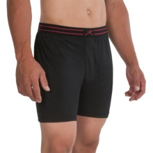 Terramar MicroCool Boxers (For Men) in Black - Closeouts