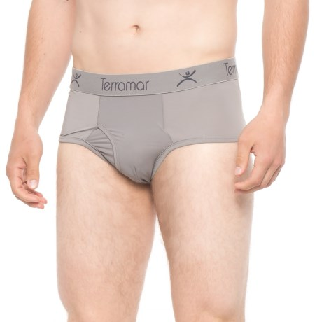 Terramar MicroCool® Briefs (For Men)
