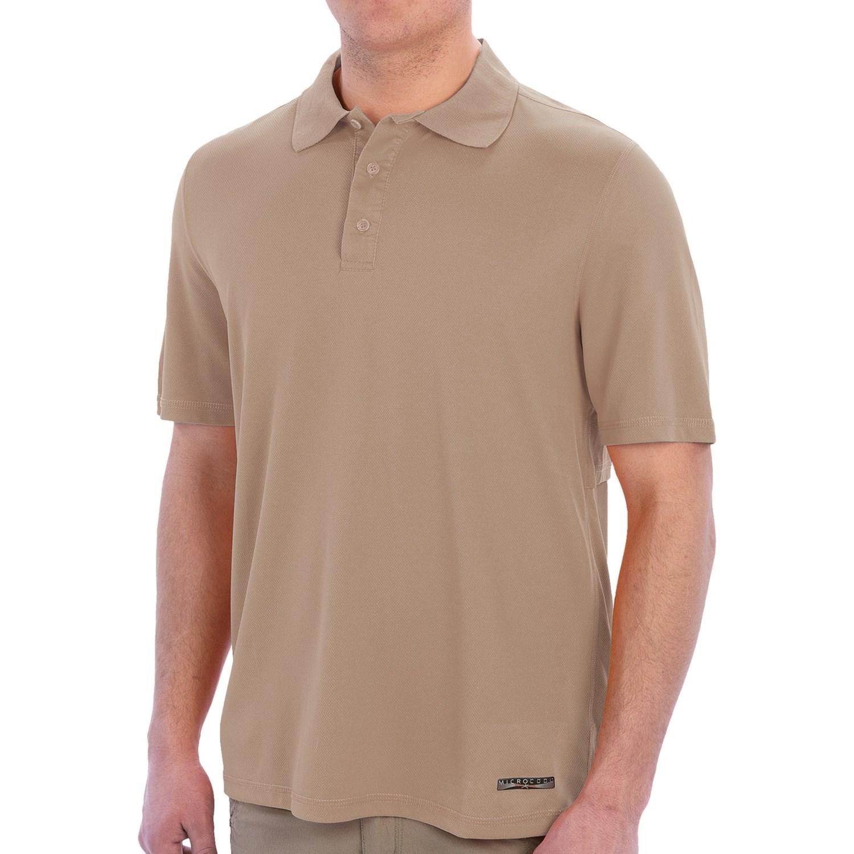 Terramar microcool fishing polo shirt short sleeve for for Fishing shirts that keep you cool